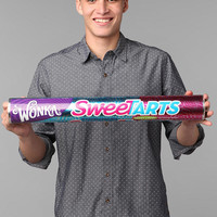 Oversized SweeTarts Candy FOLLOW ME AND ENJOY<3