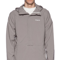 Patagonia Stretch Terre Planing Pullover in Gray