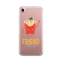 Fries Phone Case Best Friends Matching Cover