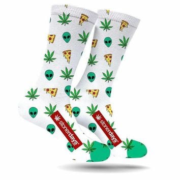 ALIEN OG CREW SOCKS