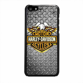 harley davidson motorcycle logo iphone 5c 5 5s 4 4s 5c 6 6s plus cases