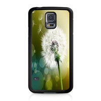 Dandelion Blowing Samsung Galaxy S5 case