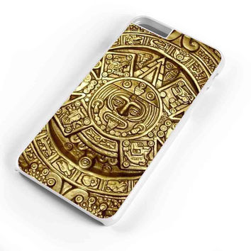 Aztec Mayan Calendar Gold  iPhone 6s Plus Case iPhone 6s Case iPhone 6 Plus Case iPhone 6 Case