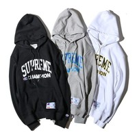 Hats Winter Print Couple Hoodies [11218583751]