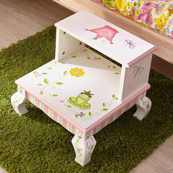 Fantasy Fields - Princess & Frog Step Stool