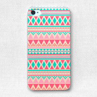 iPhone Case, iPhone Case 4, iPhone Case 4S, iPhone Case 4/4S - Aztec Pattern - 043