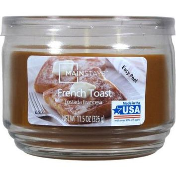 Mainstays 11.5 oz French Toast Candle - Walmart.com