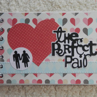 4x6 Love Scrapbook Album