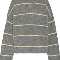 Acne Studios - Rhira striped knitted sweater