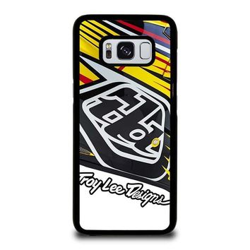TROY LEE DESIGNS TLD Samsung Galaxy S3 S4 S5 S6 S7 Edge S8 Plus, Note 3 4 5 8 Case Cover