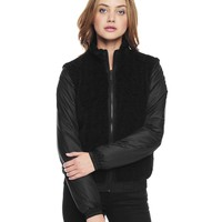 Reversible Sherpa Jacket by Juicy Couture