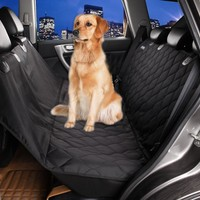 New High Quality Dog Seat Cover for Car, SUV Pet Car Seat Cover , Dog Hammock, Slip-proof, Oxford Waterproof car travel Supplies