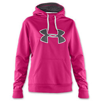Under Armour Fleece Storm Women's Big Logo Hoodie