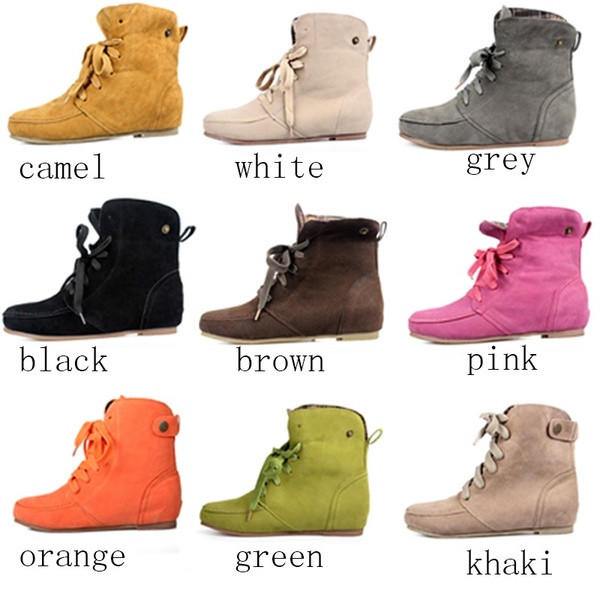 c9e9e38d842 2015 Autumn and Winter Boots Snow Boots for Women and Men Martin Boots  Genuine Leather Boots Couples Shoes   1930063236