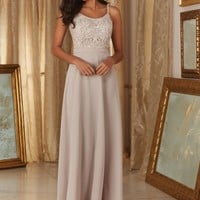 Morilee 20483 Spaghetti Strap Bridesmaid Dress