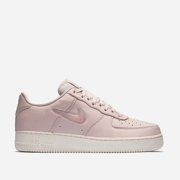 Nike Sportswear Air Force 1 Retro PRM 941912 600 | Silt Red/Sail | Footwear - Naked