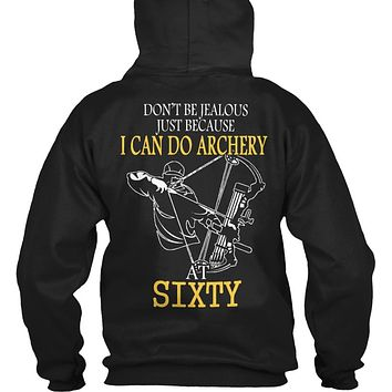 Limited - Archery At Sixty Shirt
