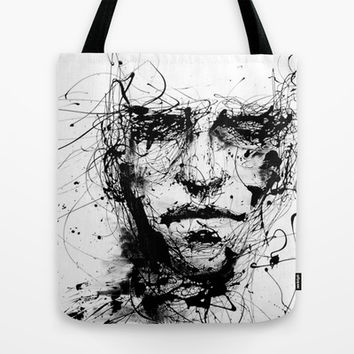 lines hold the memories Tote Bag by Agnes-cecile