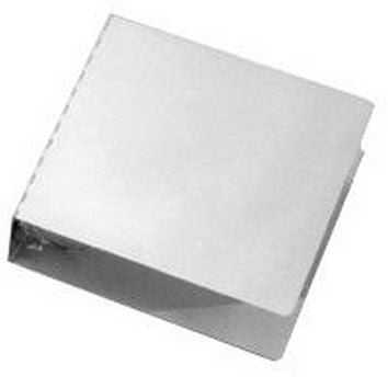 Posse Box  Aluminum 3 in. 3 Ring Binder
