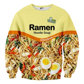 Chicken Ramen Sweater