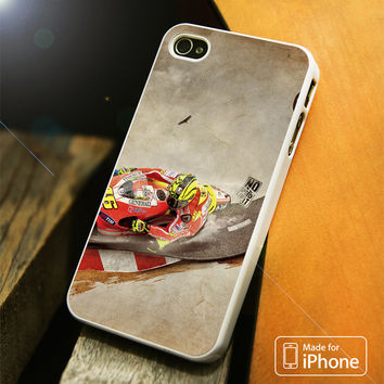 Valentino Rossi Art iPhone 4 | 4S, 5 | 5S, 5C, SE, 6 | 6S, 6 Plus | 6S Plus Case