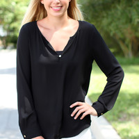 Call Me The Breeze Blouse