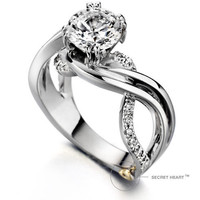 Engagement ring Enchantment ? Mark Schneider Design