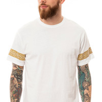 The Greek Sleeve Tee