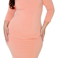 Sentence (Plus)-Great Glam is the web's best sexy plus size online store clothing website for 1X 2X and 3X clothes for women and juniors.