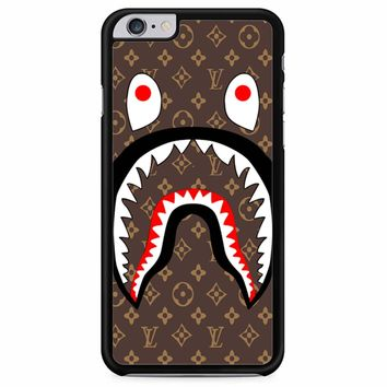Bape Shark Pattern 3 iPhone 6 Plus/ 6S Plus Case