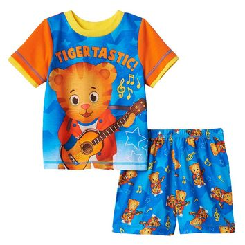 Daniel Tiger's Neighborhood ''Tigertastic'' Pajama Set - Toddler