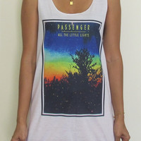 Passenger Vest Tank Top Singlet T-Shirt Noah And The Whale Mumford And Sons The Lumineers