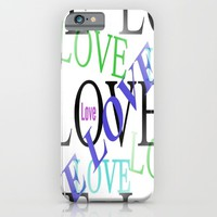 Crazy In Love iPhone & iPod Case by Kathleen Sartoris