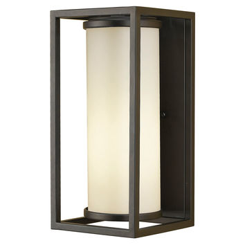Court 1-Light Wall Sconce, Large, Outdoor Wall/Sconces