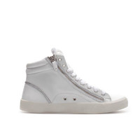 ZIPPED SNEAKER - Shoes - Woman - ZARA United States