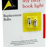 Itty Bitty Booklight Replacement Bulbs