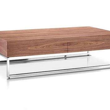Ferndale Coffee Table WALNUT