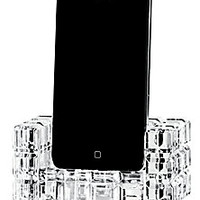 Waterford - London Crystal Smartphone Docking Station - Saks Fifth Avenue Mobile