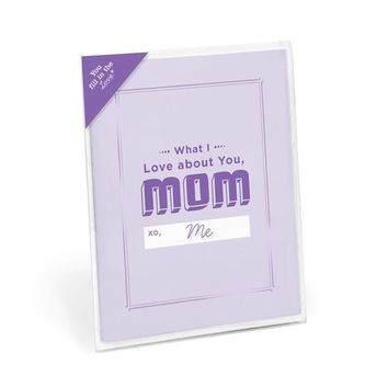 Knock Knock What I Love About Mom Fill in the Love® Card