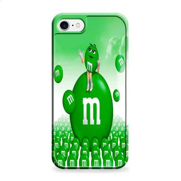 M&M's Green Candy iPhone 6 Plus | iPhone 6S Plus case