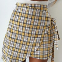 Buy Our Rip Tide Skirt in Yellow Online Today! - Tiger Mist