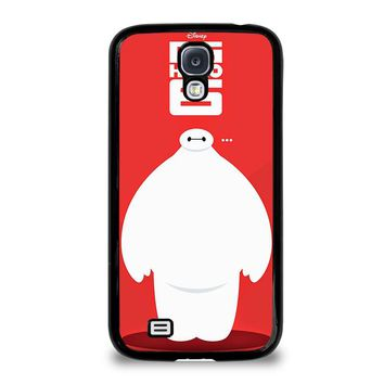 BIG HERO 6 '5 Disney Samsung Galaxy S4 Case Cover