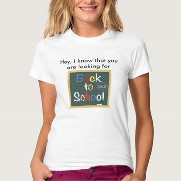 Back to school sale t shirts