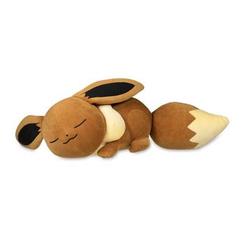 Sleeping Eevee Poké Plush - 22 In.