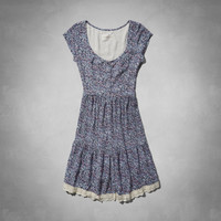 Kendell Babydoll Dress