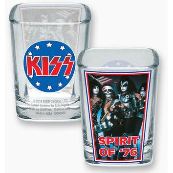 KISS Shot Glass
