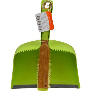 Full Circle Home Dustpan and Brush Set  Clean Team  1 Set
