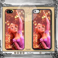 Disney Tangled iPhone 5s case, iPhone 5C Case iPhone 5 case, iPhone 4 Case Disney iPhone case Phone case ifg-00057