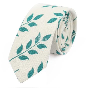 Printed Mens Ties | Fathers day gift - Gift for Dad