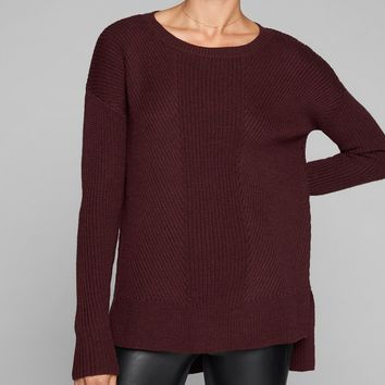 Merino Tunic Sweater | Athleta